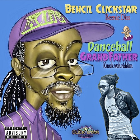 BENCIL-DANCEHALL-GRANDFATHER-ARTWORK