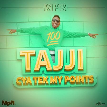 Tajji-Cya-Tek-my-points-Cover