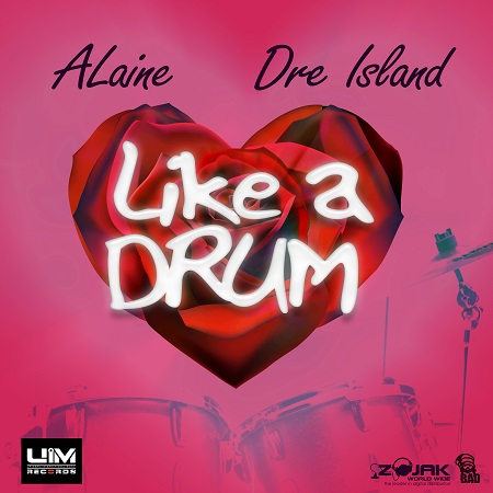alaine-&-Dre-Island-Like-A-Drum-Cover