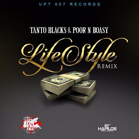 tanto-blacks-&-poor-and-boasy-lifestyle-remix-artwork