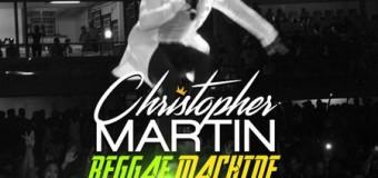 CHRIS MARTIN – REGGAE MACHINE – TWELVE 9 RECORDS _ LOUD CITY