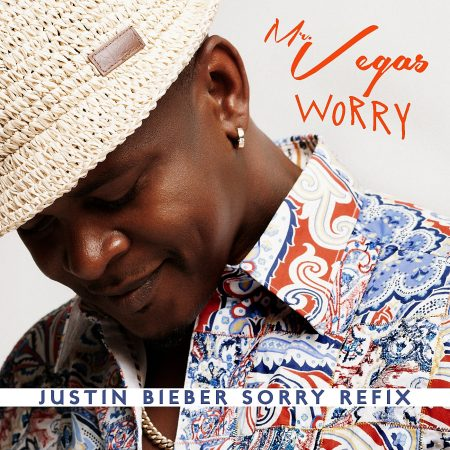 Mr Vegas - Worry Artwork