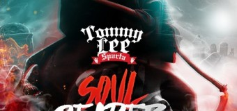 TOMMY LEE SPARTA – SOUL REAPER (RAW) – DAMAGE MUSIQ