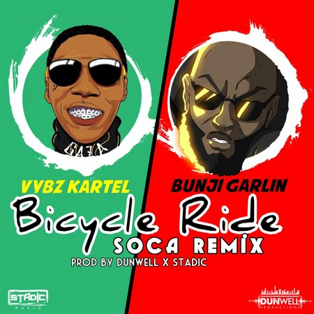 Vybz-Kartel-X-Bunji-Garlin-Bicycle-Ride-Soca-1