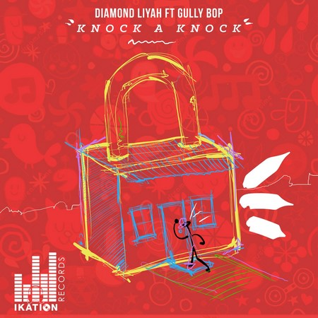 DIAMOND-LIYAH-FT-GULLY-BOP-KNOCK-A-KNOCK-ARTWORK