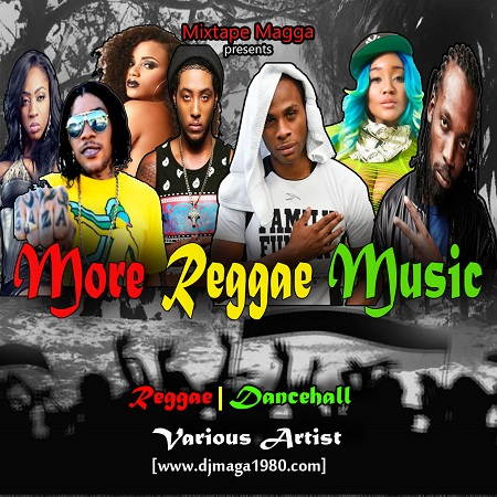 Dj-Maga-more-ragge-music-mixtape-artwork
