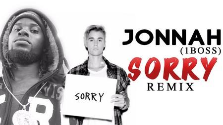 Jonnah-horny-Sorry-remix-artwork
