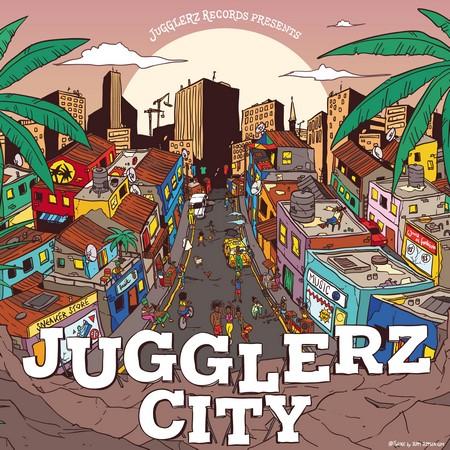 Jugglerz-City-Artwork