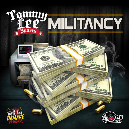 TOMMY-LEE-MILITANCY-COVER