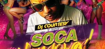DJ COURTESY – SOCA HANGOVER 2016 – MIXTAPE