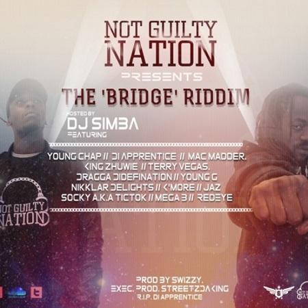 the-bridge-riddim-Artwork