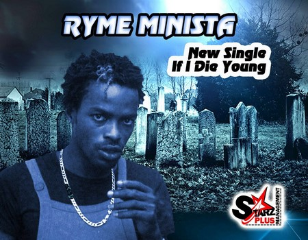 RYME-MINISTA-IF-I-DIE-YOUNG-COVER