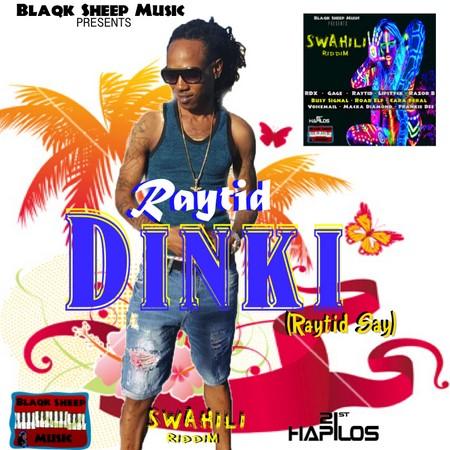 Raytid-Dinki-Cover
