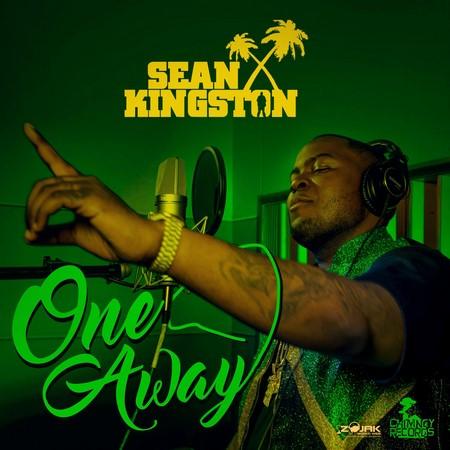 Sean-Kingston-One-Away-Cover