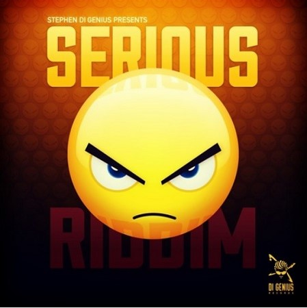 Serious-Riddim-Cover
