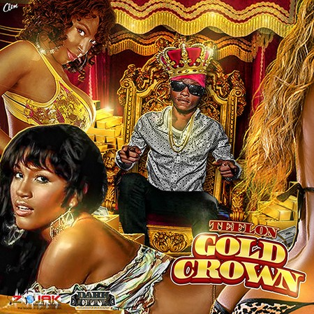 teflon-Gold-Crown-Cover