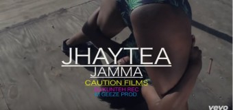JHAYTEA – JAMMA – MUSIC VIDEO