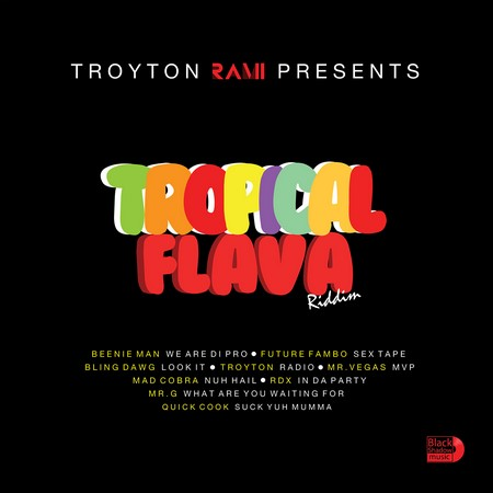 Tropical-Flava-Riddim-Cover