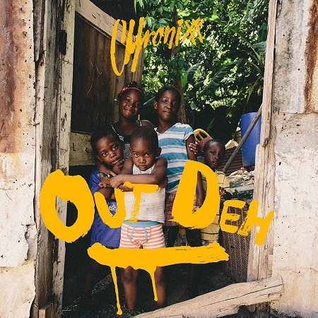 Chronixx - Out Deh Cover