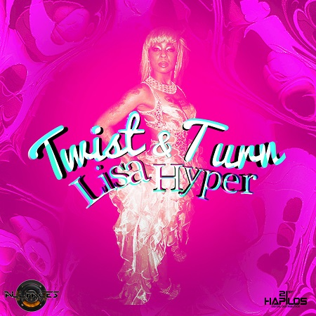 Lisa-Hyper-Twist-And-Turn-Cover LISA HYPER - TWIST AND TURN - ALL FACES ENTERTAINMENT