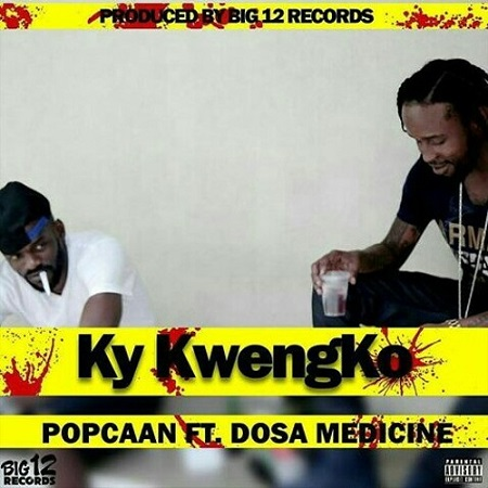 Popcaan-Ft-Dosa-Medicine-Ky-KwengKo-Cover