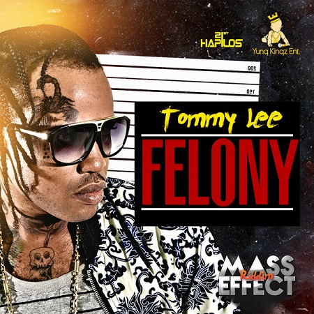 TOMMY-LEE-SPARTA-FELONY-COVER