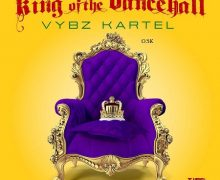 VYBZ KARTEL – ENEMY ZONE [RAW & RADIO] – KING OF THE DANCEHALL – TJ RECORDS