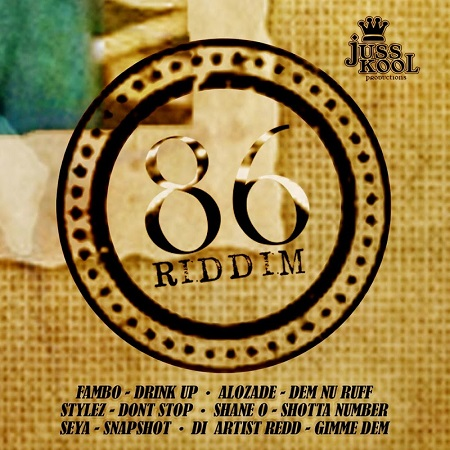 86 Riddim Artwork