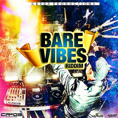 Bare Vibes Riddim Artwork