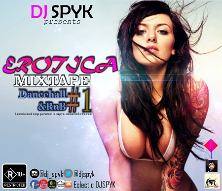 dj spyk - erotica artwork
