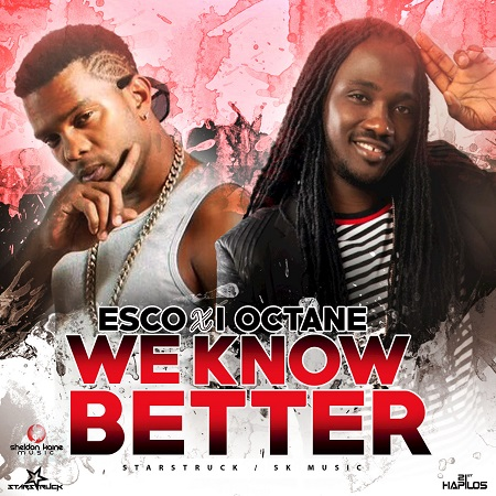 Esco-I-Octane-We-Know-Better-Artwork