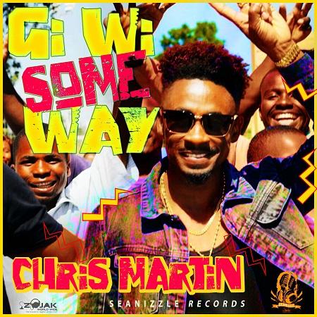 CHRIS MARTIN - Gi Wi Someway artwork