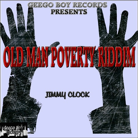 Jimmy Clock - Old man poverty Artwork