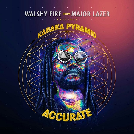 Kabaka Pyramid - Accurate Mixtape Artwork