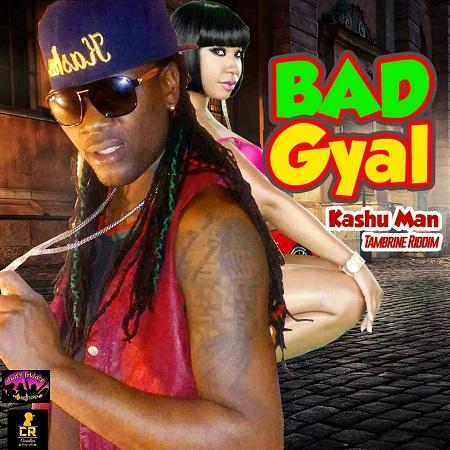 Kashu Man - Bad Gyal Artwork