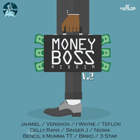 MONEY BOSS RIDDIM V.2 COVER