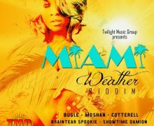 MIAMI WEATHER RIDDIM [FULL PROMO] – TMG PRODUCTIONS