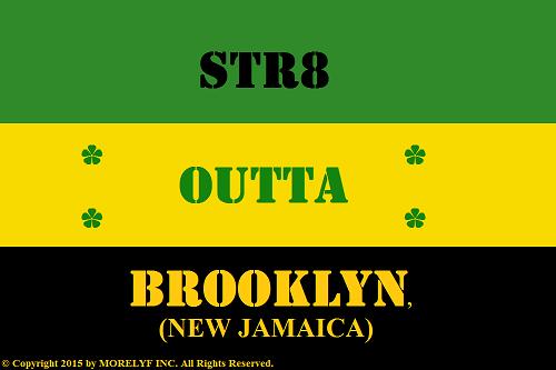 str8 outta brooklyn