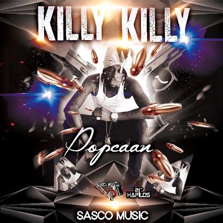 Popcaan - Killy Killy Artwork
