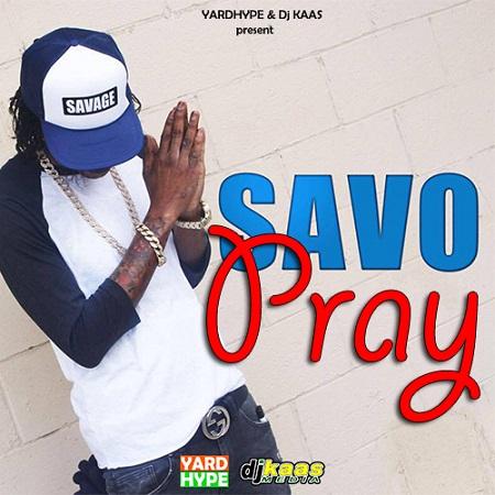 Savage-Pray-Artwork