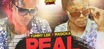 TOMMY LEE SPARTA & MASICKA – REAL LINK [RAW & RADIO] – DAMAGE MUSIQ