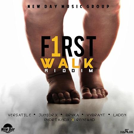 first-walk-riddim-Artwork