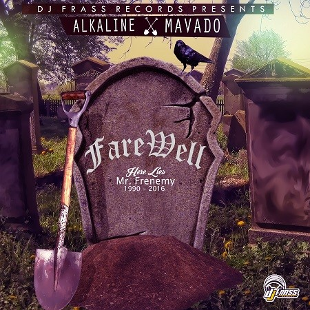 Alkaline & Mavado - Farewell Artwork
