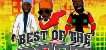 ANTHONY B FT SIZZLA & CAPLETON – BEST OF THE BEST – BORN FIRE MUSIC GROUP