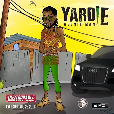 BEENIE MAN - YARDIE