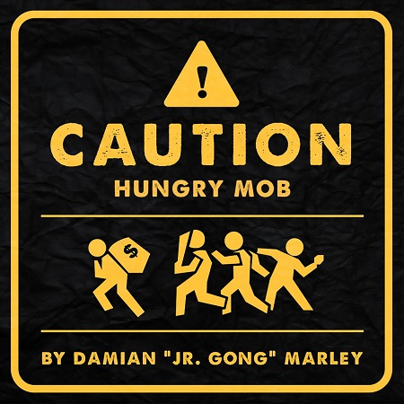 Damian 'Jr. Gong' Marley - Caution aRTWORK