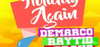 DEMARCO FT RAYTID & BRAVO RAVERS – HOLIDAY AGAIN [RAW+RADIO+VERSION] – TRUE GIFT ENT