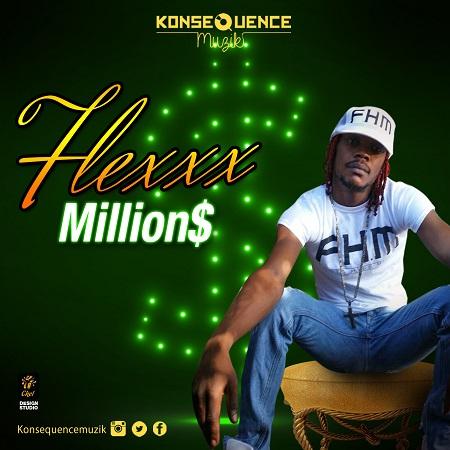 flexxx - millions artwork