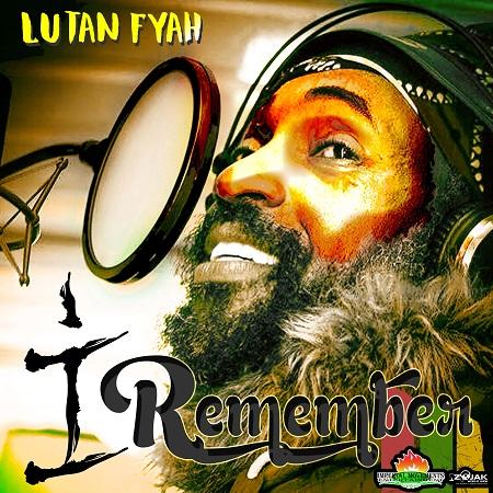 Lutan Fyah - I Remember ARTWORK