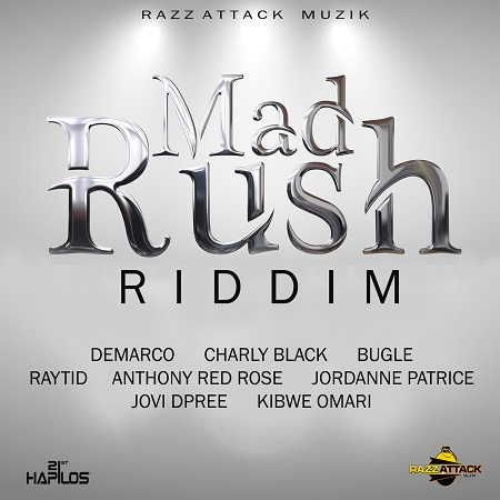 Mad Rush Riddim Artwork